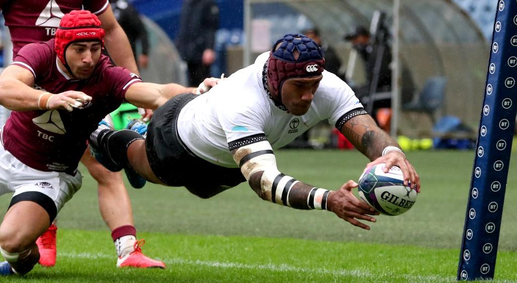 Nemani Nadolo Fiji Rugby