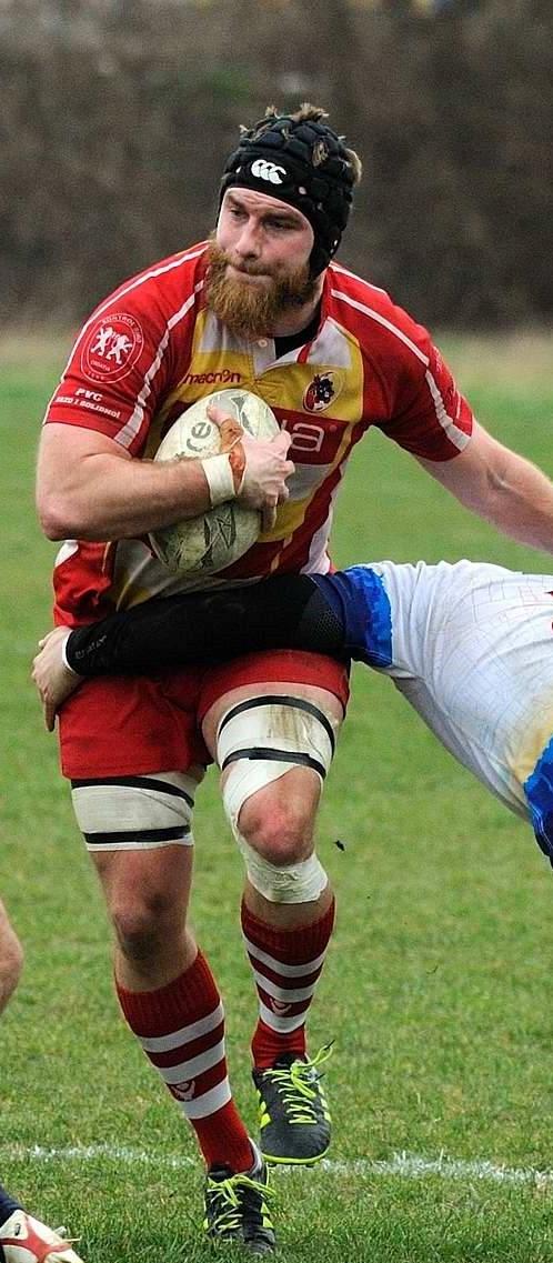 Marko Buljac - rugby Mladost