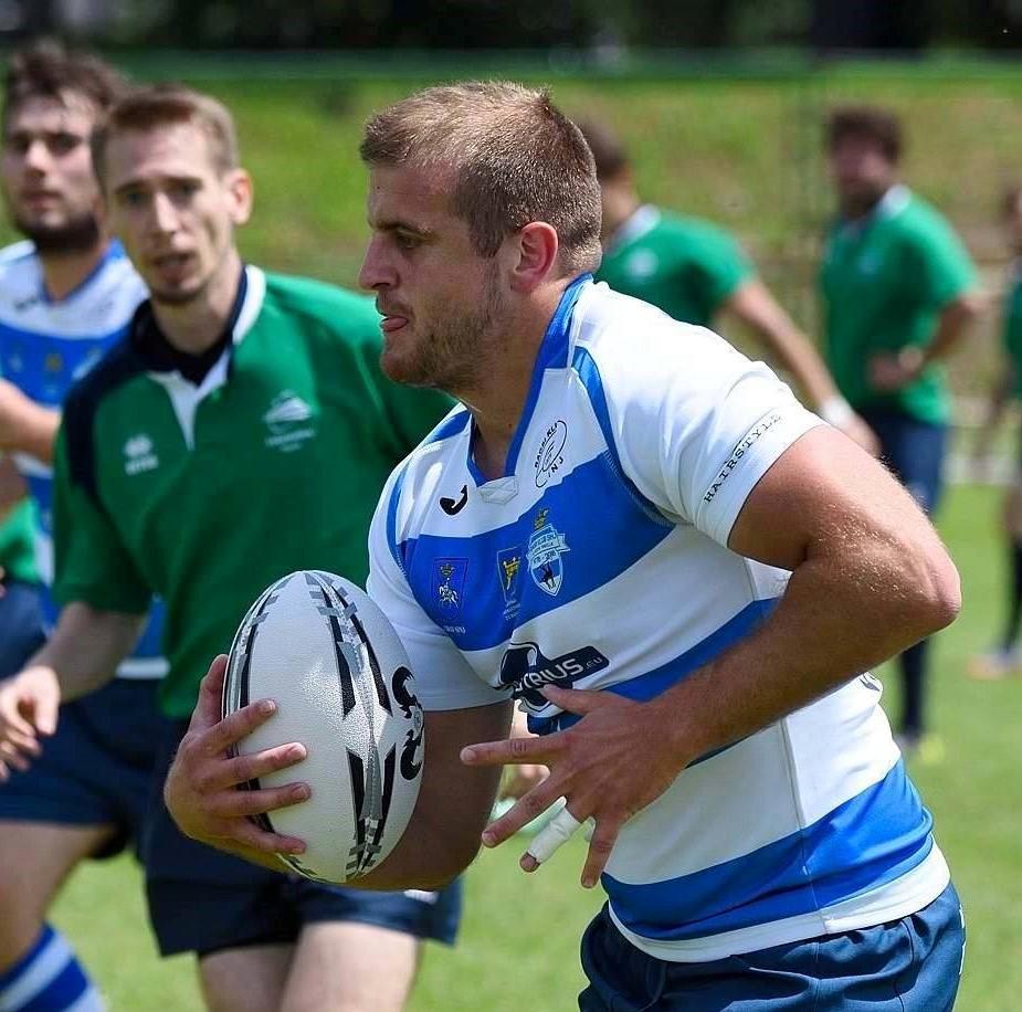 Marko Grčić- rugby Sinj